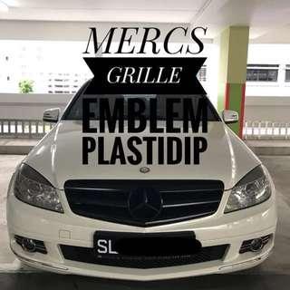 Mercs Plastidip Service Plasti Dip