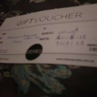 Gift Voucher Manicure And Pedicure For $40 Dollars Selling For Fifty At Odysseysin Southland