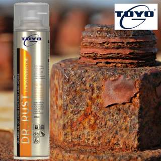 Rust Loosening Oil - DR RUST by TOYO