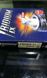 NGK LFR5AIX-11 IRIDIUM SPARK POWER 4469