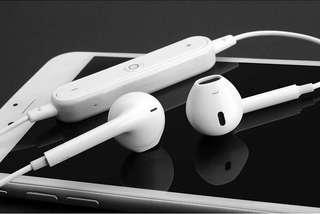 🚚 運動藍芽耳機 黑白兩色隨機出貨