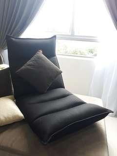 Lazy Sofa Portable Foldable Chair (Good Quality)