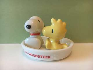 Snoopy and Woodstock 調味瓶