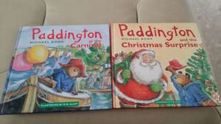 Paddington and the christmas surprise/at the carnival