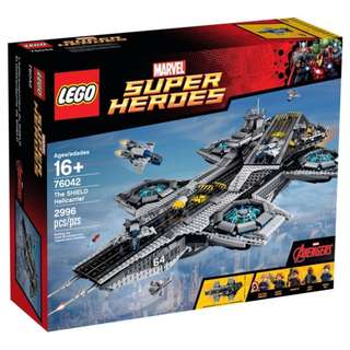 Lego 76042 Hellicarrier (New)