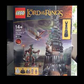 Lego 10237 LOTR Tower of Orthanc (New)