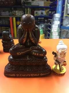 Thai Amulet Pitda Bucha