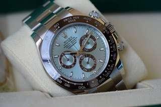 Rolex Daytona 116506 / Platinum