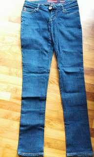 Miss Sixty extra low waist jeans