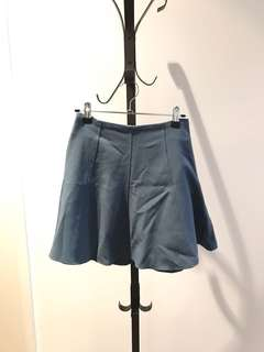 Princess Highway size 6 Blue Valencia skirt