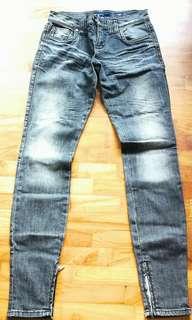 Miss Sixty grey jeans