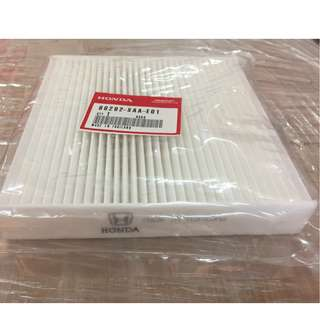 Air cond cabin filter original/ honda,alza,swift