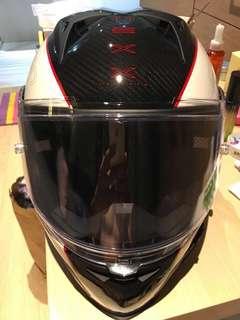 葡萄牙NEXX碳纖Carbon全罩安全帽L號
