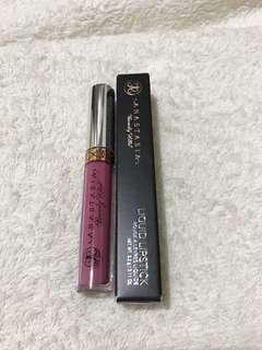 authentic anastasia beverly hills liquid lipstick
