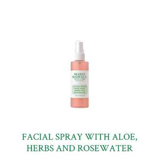 236ml BRAND NEW MARIO BADESCU Facial Spray
