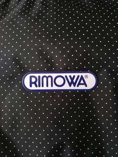 Rimowa Sticker