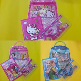Stationery Set - Party Gift For Kids