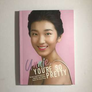 K-Beauty book: Unnie You're so Pretty