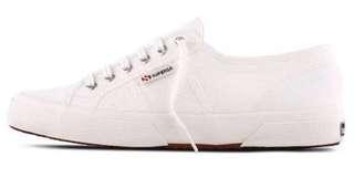 Superga All White