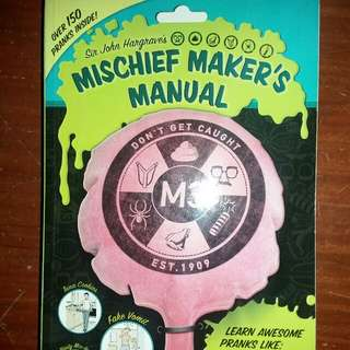 Mischief Maker's Manual