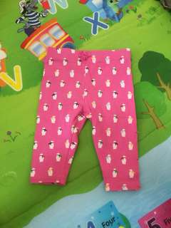 Baby gap 3-6 months pants good condition