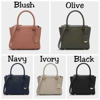 CNK Ms. Simple Wild Bag