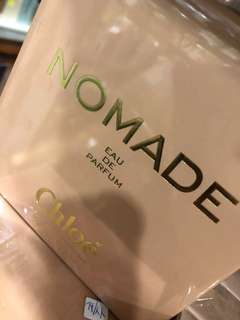 Authentic Original Chloe Nomade EDP Perfume 75ml Limited Stock First Come First Served!