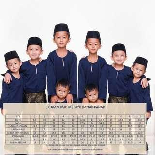 Baju Melayu Fattah