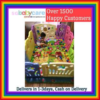 FREE DELIVERY Baby Play Yard Playpen Safety Playground