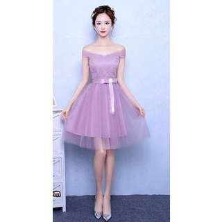 BRIDESMAID DRESS FACTORY CLEARANCE SALE ( pre-order 180522)