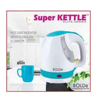 Super Kettle Bolde Teko Pemanas Air Minum