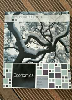 Economics by McConnell Brue Flynn