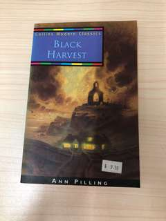 Black harvest by Ann Pilling