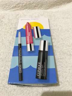 authentic clinique make up set