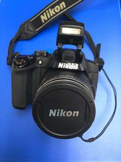 尼康 P510 練習拍照的好幫手