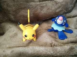 Pikachu Popplio Jollibee Kids Meal Toys