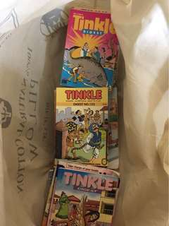 Tinkle digest for the nostalgic!