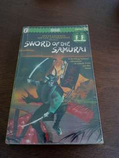 Fighting Fantasy Gamebook - Sword of the Samurai