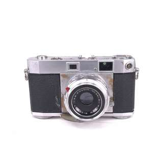 "Ricoh ""35"" De Luxe Film Compact (Used) [SN: 8275]"