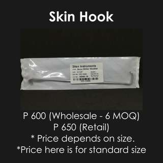 Skin Hook - Olten Brand - Made in Germany