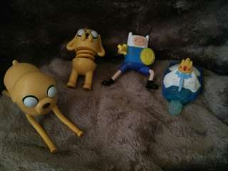 Adventure Time Happy Meal