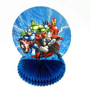 💥 Avengers party supplies - party centerpiece deco / party deco