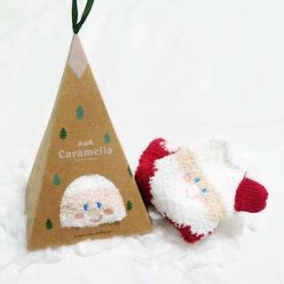 Christmas Santa's Socks