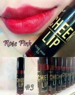 Cheek and Lip Tint