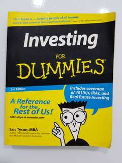 Invedying for Dummies