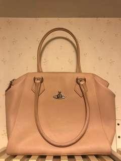 Vivienne Westwood Bag Luxury Lady Handbag Khaki Very beautiful 90% New Bought it from the UK