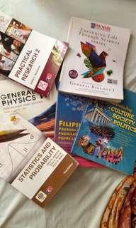 Grade 12 books STEM