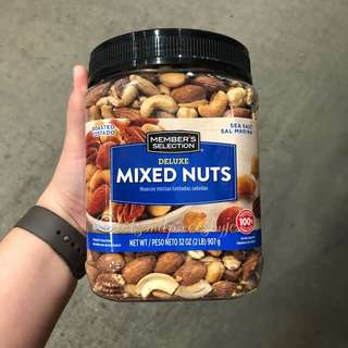 Member's Selection Mixed Nuts 907g
