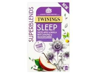 川寧 Twinings SLEEP (Super Blend) 20 Bags