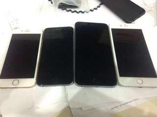 iPhone 6 & iPhone 6 Plus no finger print